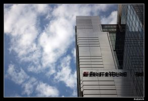 Ernst and Young by adamsik