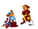 The Lionvengers by MissAudi