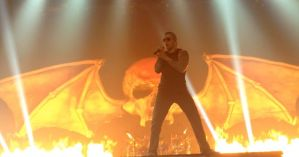 M Shadows (A7X LIVE WEMBLEY ARENA DEC 1ST!) by gbftattoos