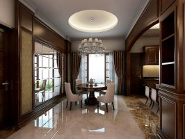 dinning room, graha, medan-ind by CallsterShade