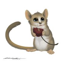 AW - Little Monkey Mouse by Evelar