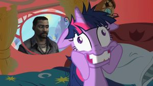 Lee Is Watching Twilight Go Insane by TheStormchaser12