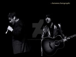 Keane and Plain White T'S by AutumnsAutographs