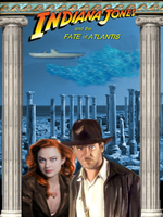 Indiana Jones Fate of Atlantis by ladyjuliet
