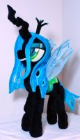 Chrysalis Plush by Cryptic-Enigma