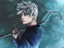 Jack Frost by annaoi