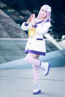 Nepgear - Hyperdimension Neptunia mk2 - Cosplay by K-I-M-I