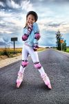 Roller Girl by freemax