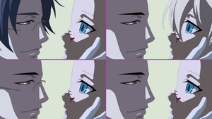 Black Butler- Claude and Alois Base by TFAfangirl14