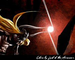 Ichigo Cero by Last-of-the-Arrancar