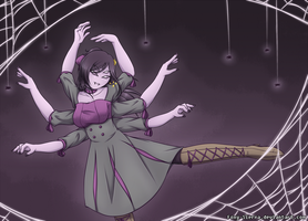 Dance of the Spider by Foxy-Sierra
