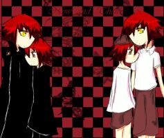 Haou x Judai : Now and Then by Avril170