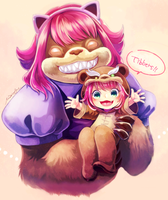 Reverse annie by MizoreAme