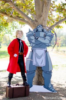 NCF11 - Fullmetal Brothers by BlizzardTerrak