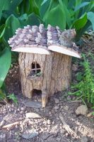 Fairy's House by EvilYardGnome