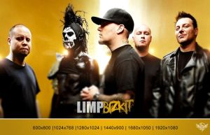 LIMP BIZKIT Wallpaper 2 by Harkke