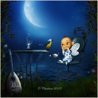 Sing To Me Little Bird by chamirra