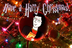 Harry Christmas by Eicats