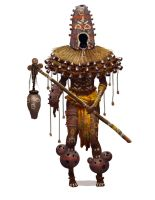 another witch doctor by Chenthooran