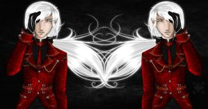 Mirror Symmetry by Project-Drow