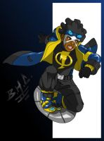 Static Shock by Chizel-Man