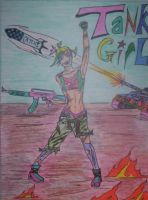 Tank Girl by Trancewitch
