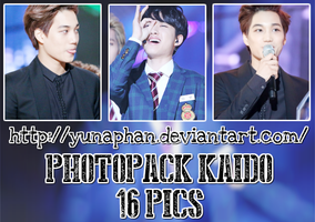 PHOTOPACK KaiDO (EXO) #177 by YunaPhan
