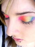 rainbow by itashleys-makeup