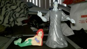 ariel and hades by Devilgirl007
