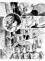 Sherlock and the Doctor by danmcdaid