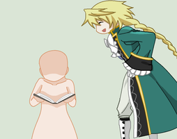 Pandora Hearts-What are you Reading Base by TFAfangirl14