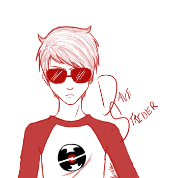 Dave Strider by jcn010