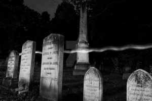 The Ghosts at Night by SublimeChord