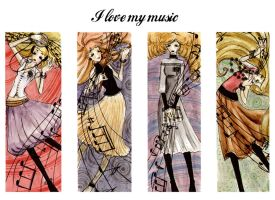 ...i love my music... by n-m-rotten