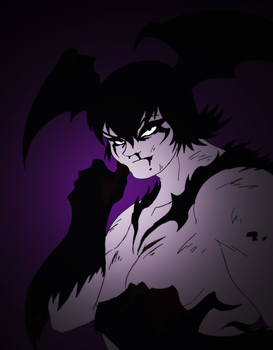 Shadow of The Devilman- The Devil Lady by NickinAmerica