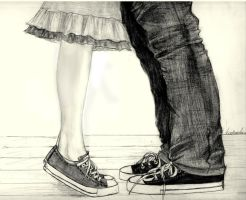 Converse Love by h4zel3yes