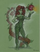 Poison Ivy Full by Pencilbags
