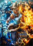 The Legend of Korra  by MARKCAPE