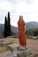 Classical Grecian 8 by chirinstock