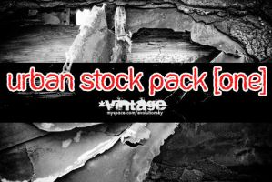 Urban Stock Pack One by evolutionsky