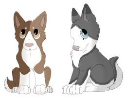 Husky Adopts (1 MOVED) (1 CLOSED) by Shaialove