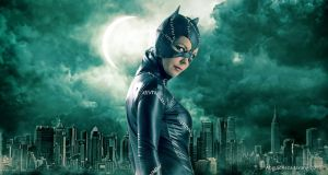 catwoman by zxgame