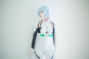 Ayanami Rei - White Out II by blue-ly