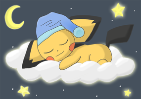 Sweet Dreams by pichu90