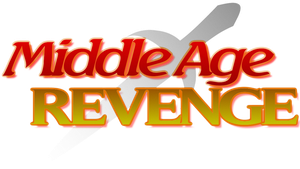 Middle Age Revenge Logo by TeamFaustGames
