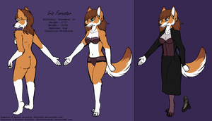 Iris Forester by BlackthornPubl