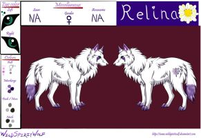 Relina feral reff by Animal-and-anime-lvr