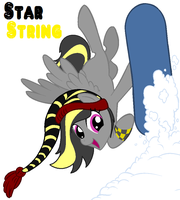 ~Star String~ by FrankinPoodle