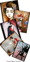 Postcards for sale by Oniko-art