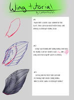 .:Wing Tutorial:. by Lpssparkle123